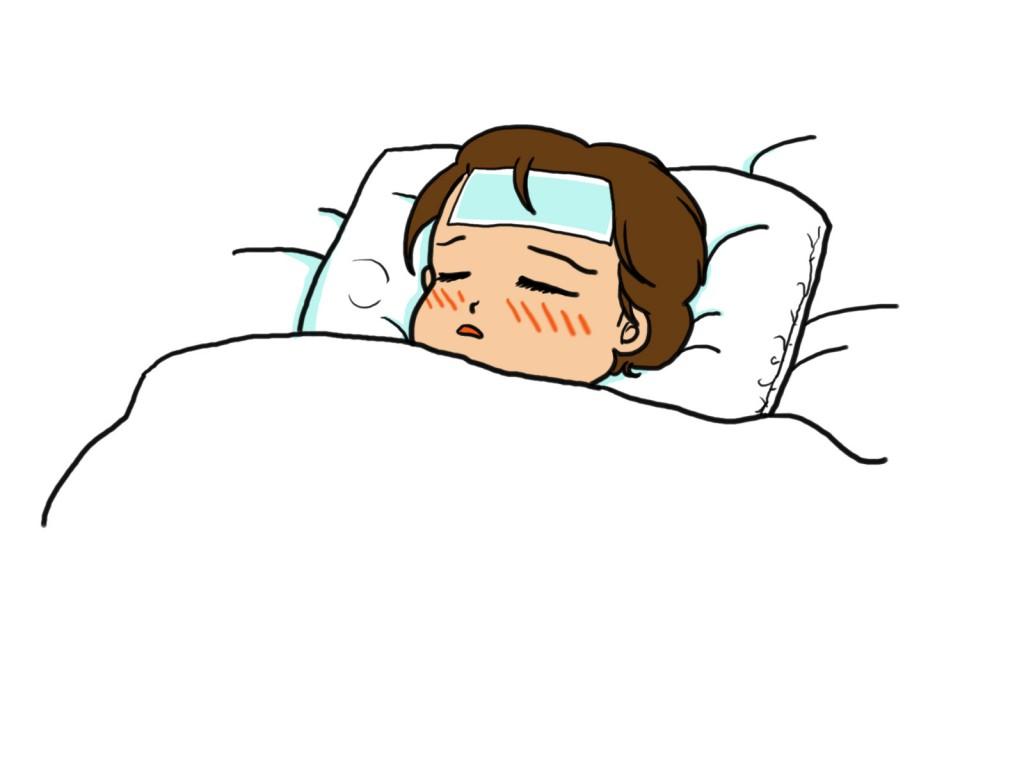 インフルエンザ介護の仕方