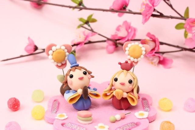 ひな祭りケーキアイカツ