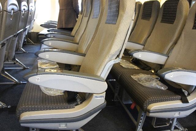 飛行機座席おすすめ非常口