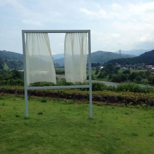 大地の芸術祭たくさん失われた窓のために