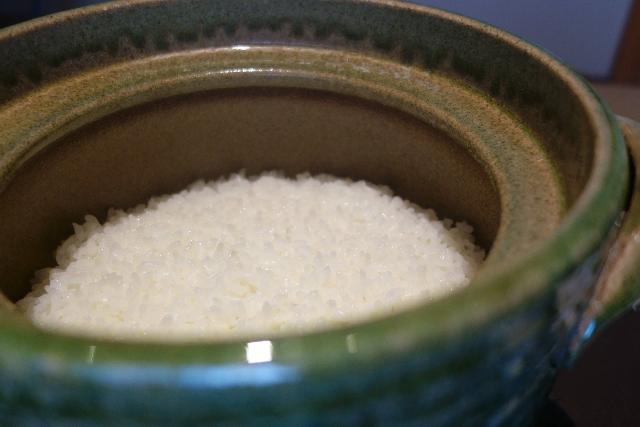 土鍋ご飯炊き方